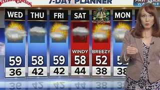 13 First Alert Forecast for Dec. 20 evening - Video
