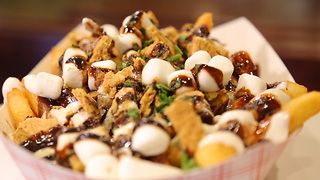 Are S'mores Fries the Best Fries in New York? - Video