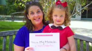 Diabetes and motherhood.  It's within reach. - Video
