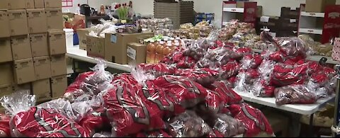 Food rescue gets big delivery from USDA