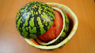 Learn How To Make Funny Watermelon Surprise Eggs - Video