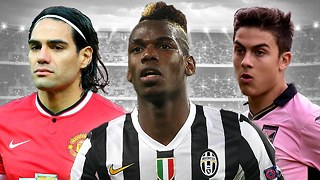 Transfer Talk | Pogba to Chelsea or United for £55m? - Video