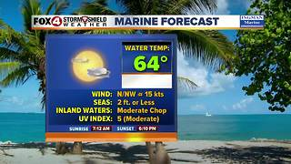 Warm Weekend Ahead 2-1 - Video