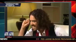 Cavuto: What Do Harry Reid and Russell Brand Have in Common? - Video