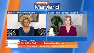 Power Swabs Teeth Whitening - October 2020