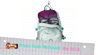 Backpack Day With Lands' End - Video