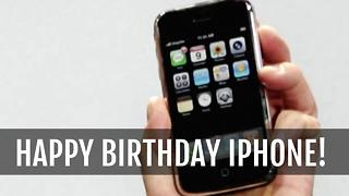 iPhone celebrating its 10th birthday, new iphone 8 to release this fall - Video