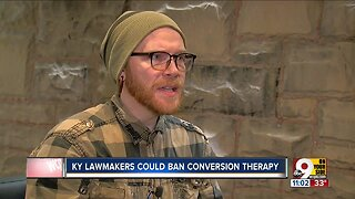 Kentucky lawmakers could ban gay 'conversion' therapy this year