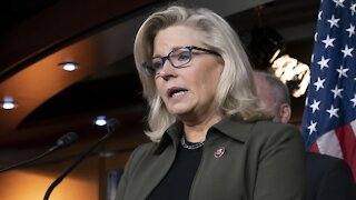 Rep. Cheney: 'I'm Not Going Anywhere'