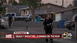 Police investigating after man found dead inside Phoenix home - Video