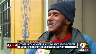 Community rallies to support OTR Senior Center