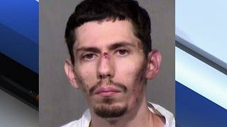 PD: PHX man beats, sexually assaults co-worker - ABC15 Crime - Video