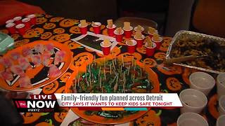 Family-friendly fun planned across Detroit - Video