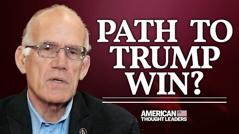Victor Davis Hanson on the US Election 2020 and Trump's Prospects | American Thought Leaders