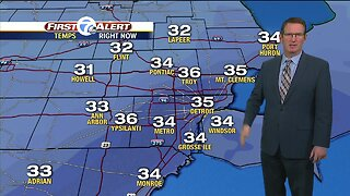 Next snow moves in late Wednesday