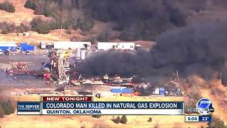 Colorado man among 5 missing gas rig workers recovered in Oklahoma
