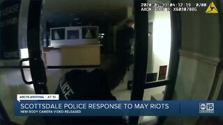 Scottsdale police releases new video of May riots