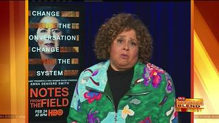 A Chat with Actress Anna Deavere Smith