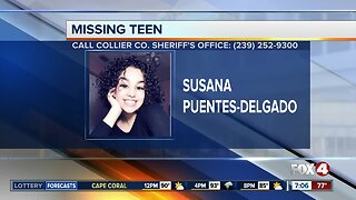 Golden Gate girl reported missing in Collier County