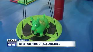 A gym for kids of all abilities in Northtowns, Southtowns