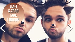 Liam Payne and Zedd have London performance fail - Video