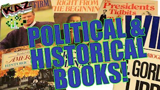 Political and Historical Books