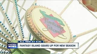 Fantasy Island opens in 15 days - Video
