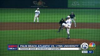 Palm Beach Atlantic vs Lynn Baseball - Video