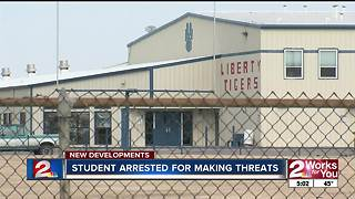 Verbal threat made toward students in Mounds - Video