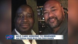 Wild, Wild Card Weekend for Bills Fans - Video