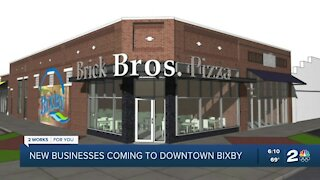 New businesses coming to downtown Bixby