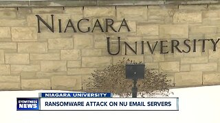 Niagara University email servers attacked by ransomware