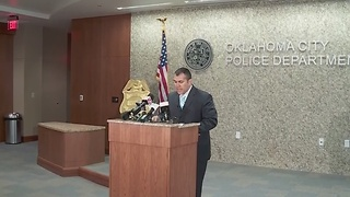 Oklahoma City airport shooting: Police update Will Rogers World Airport investigation - Video