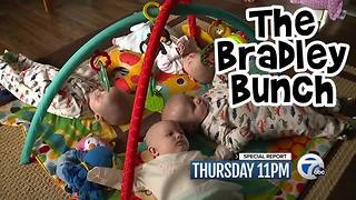 Thursday at 11: Quadruplets - Video