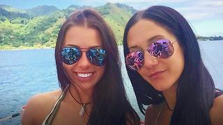 Two Women Caught Vacationing With $23 Million Dollars Worth Of Cocaine
