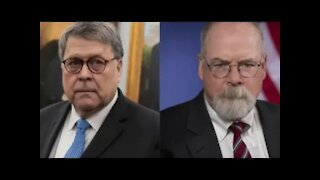AG Barr Appoints John Durham As Special Counsel On Investigation Into Origins Of Russia Probe