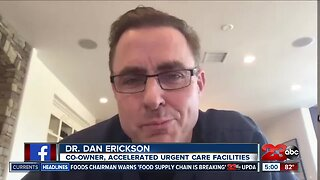 BAKERSFIELD DOCTOR DAN ERICKSON'S VIEWPOINTS ON SHELTER-IN-PLACE GOES VIRAL, GARNERING ATTENTION FROM ELON MUSK