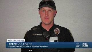 Still no decision in Glendale taser case years later