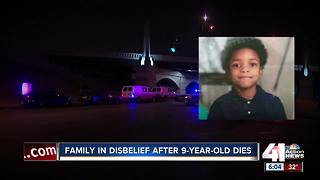 9-year-old boy shot, killed in car - Video