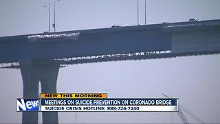 Will new LEDs attract more suicides on Coronado Bay Bridge? - Video