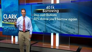 Borrowing from your 401(k) could cost you! - Video