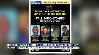 Will the McDonald's employee get the $110,000 reward? - Video