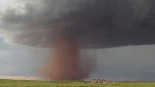 Tornado alley: US has more twisters than the rest of the entire world