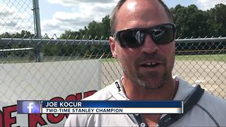 Joe Kocur set to host ninth annual charity softball game - Video