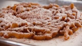 State Fair Funnel Cakes - Video