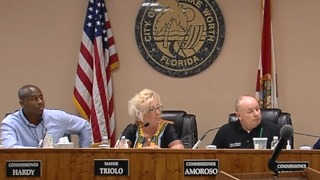 City of Lake Worth sends a message - Video