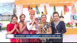 Southeast Asian community celebrates New Year