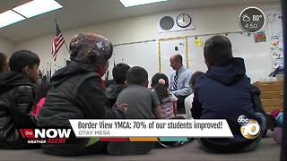 Border View YMCA: 70% of our students improved - Video