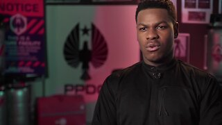 Boyega Makes Sexist Remark About Co-Star