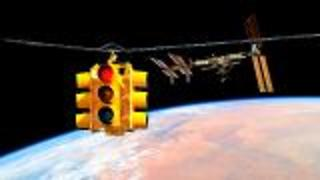 Cygnus-ISS Rendezvous Delayed - Video